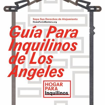 Guia Para Inquilinos de Los Angeles