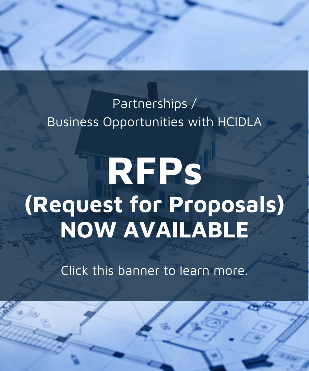 RFP request for proposals now available