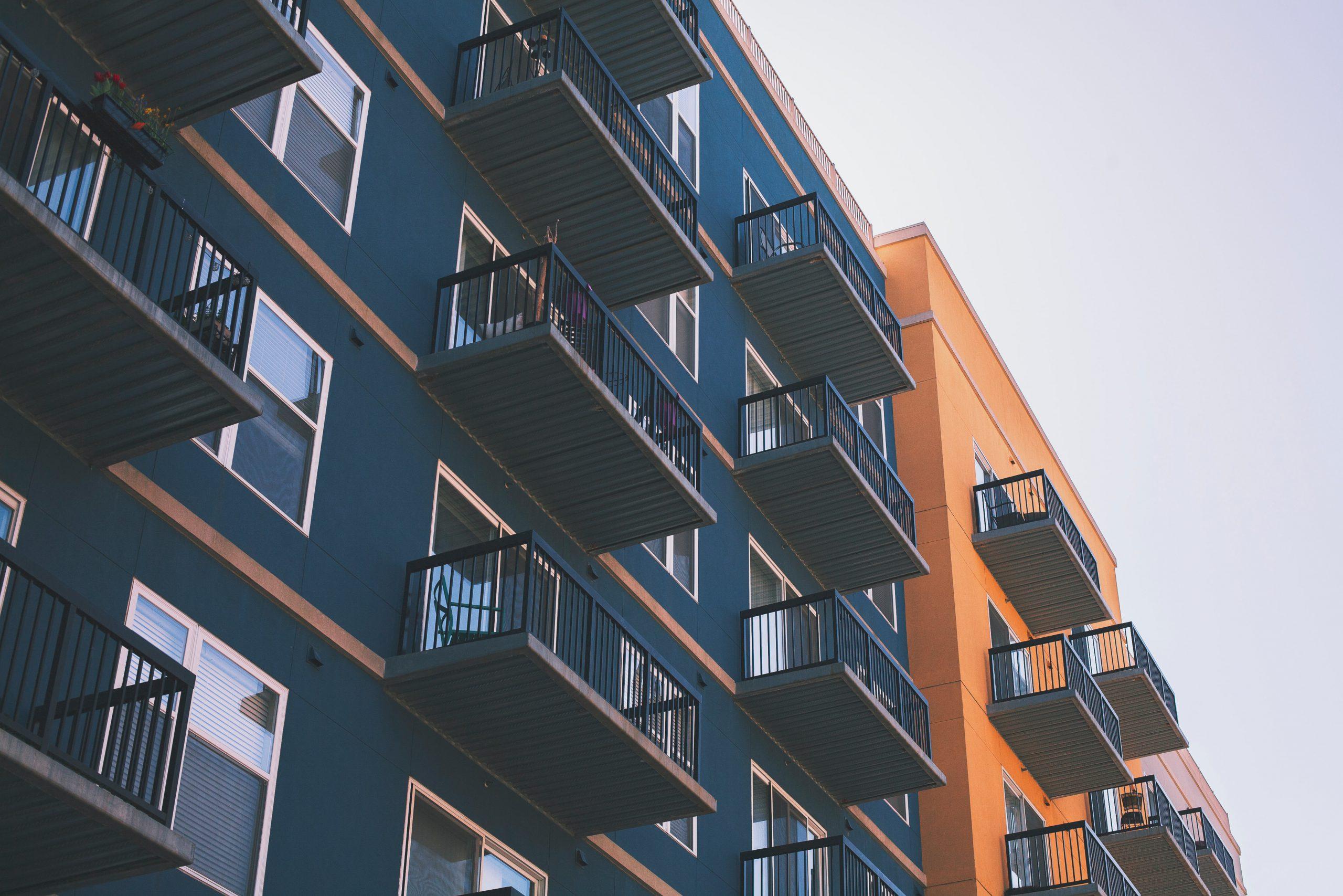 Decorative Image of a housing unit