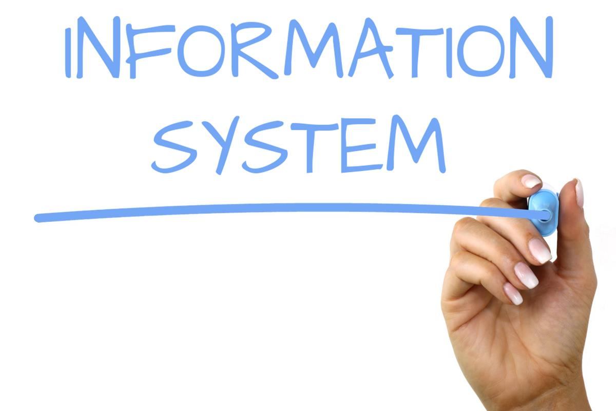 text: Information System